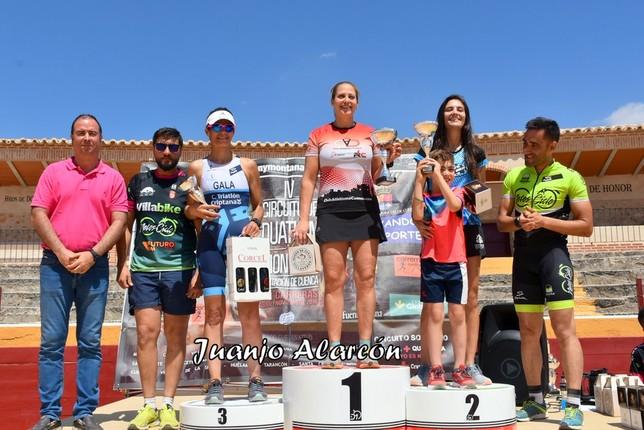 Cerezo y Belmar ganan el V Duatlón de Villamayor de Santiago Picasa