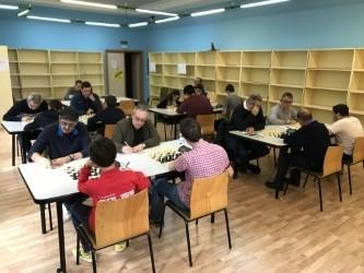 José Ponce gana el provincial de ajedrez de veteranos