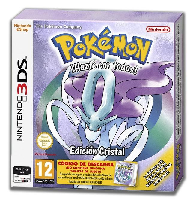 Hace 17 años que se lanzó la primera versión de Pokémon Cristal