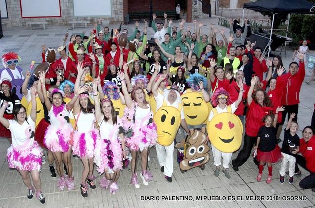 No hay nada como el humor, la camaradería y los buenos momentos compartidos para que triunfe el espíritu festivo. Y si es con un carnaval estival, mejor que mejor.