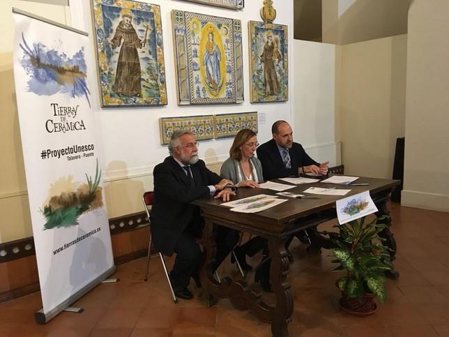 Los ceramistas talaveranos se suman al proyecto de la UNESCO