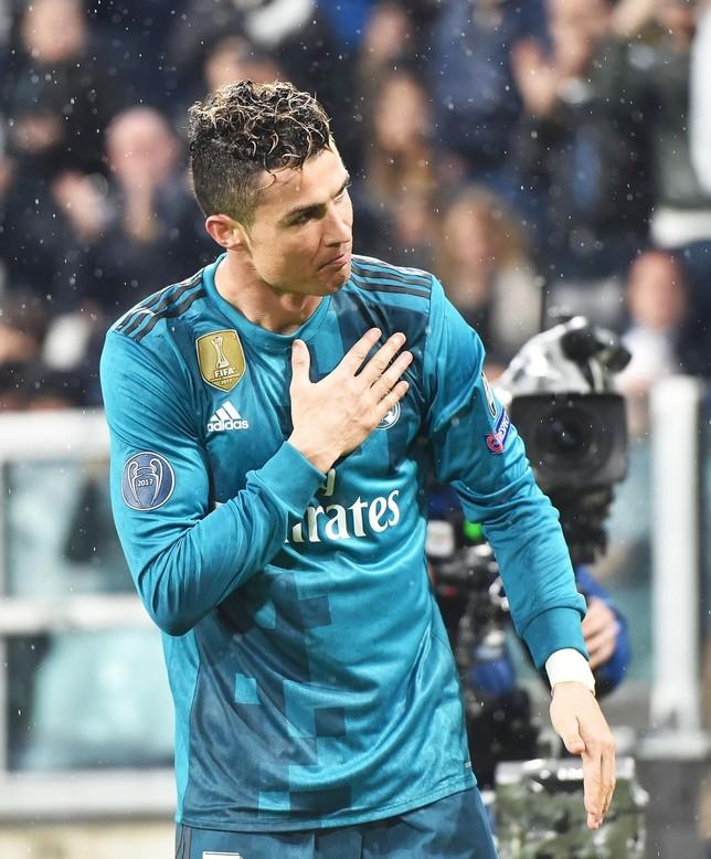 Los motivos de Crsitiano para marcharse del Madrid ANDREA DI MARCO