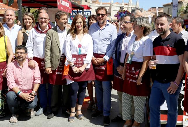 Inauguración de la Feria de Día de Valladolid
