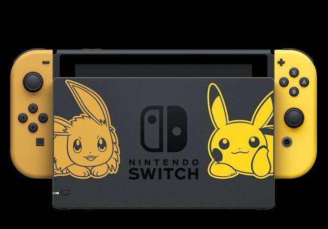 Nuevo look para Nintendo Switch