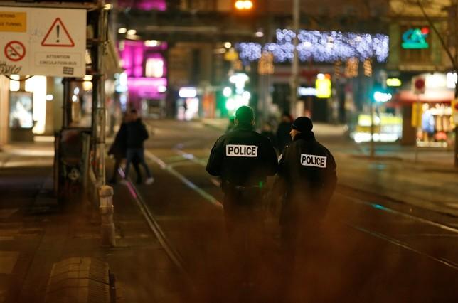 Un muerto y seis heridos en un tiroteo en Estrasburgo