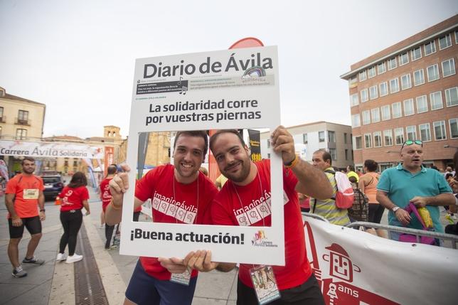 VI Carrera Ávila Solidaria