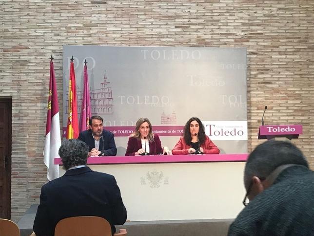 Toledo rehabilitará 38 muros de mampostería del Casco