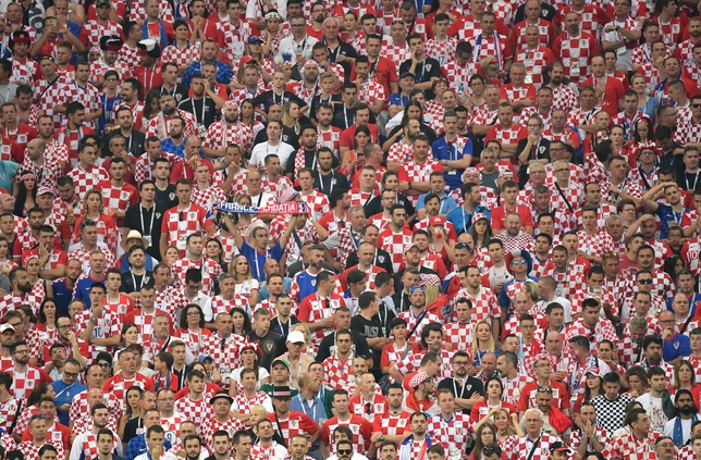 Final France vs Croatia