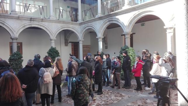 Buena acogida en la primera cita con el 'Ávila Palaciega'