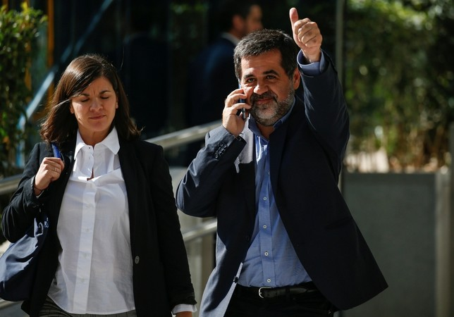La CUP se abstendrá en la investidura de Jordi Sánchez JAVIER BARBANCHO