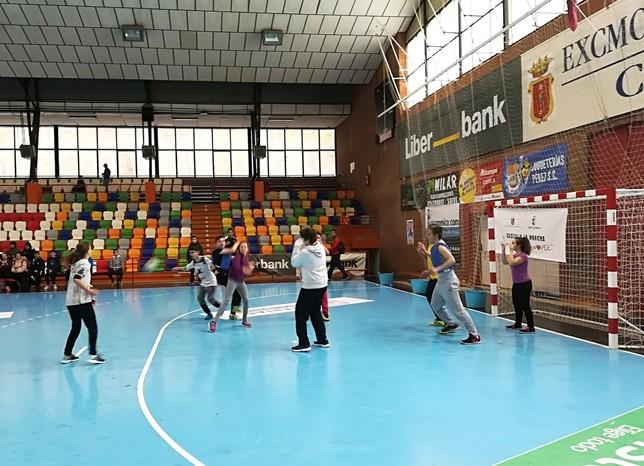 Más de 300 alumnos participan en el Programa Somos Deporte