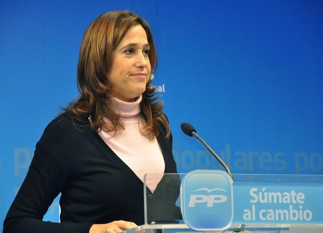 Rosa Romero también se descarta para liderar el PP regional