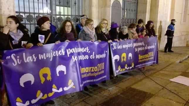 Histórica manifestación en defensa de la igualdad