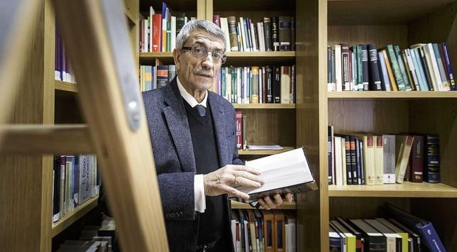 Entrevista en La Tribuna a Joaquín Sánchez Garrido