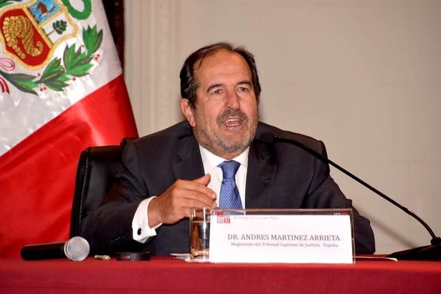 Martínez Arrieta presidirá el juicio del 'procés'