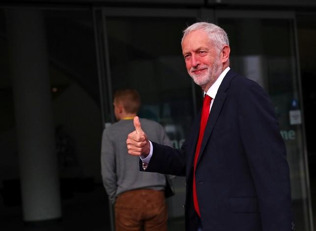 Corbyn prefiere elecciones a otro referéndum del 'Brexit'