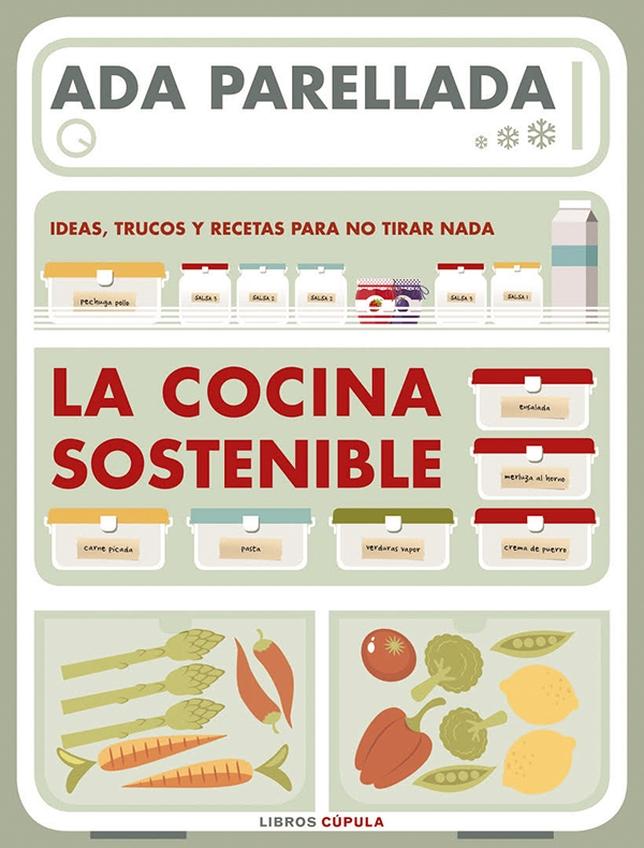 Portada de La cocina sostenible