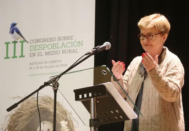 Leal pide unidad para lograr un Pacto contra la despoblación