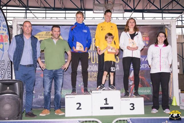 De la Ossa y Giurcanu ganan la carrera popular parrillana David Rodriguez C.