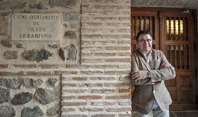 Teo García, concejal de Urbanismo y Promoción Económica, en una imagen de archivo.