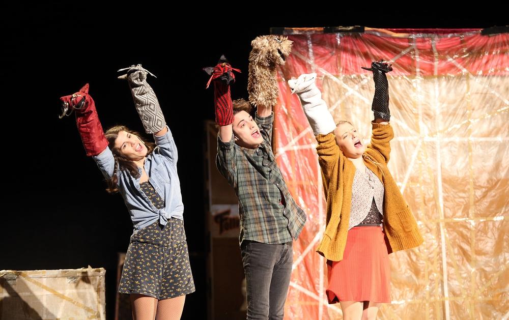 Espectáculo escolar 'That´s a musical!' en el Teatro Calderón de Valladolid