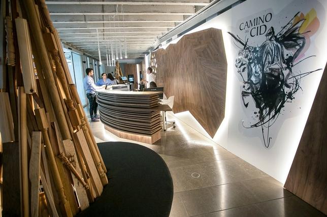 Burgos estrena oficina de turismo diario de burgos for Oficina turismo burgos
