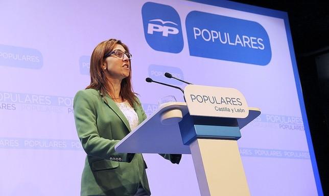 Raquel González volverá a optar a la Alcaldía de Aranda