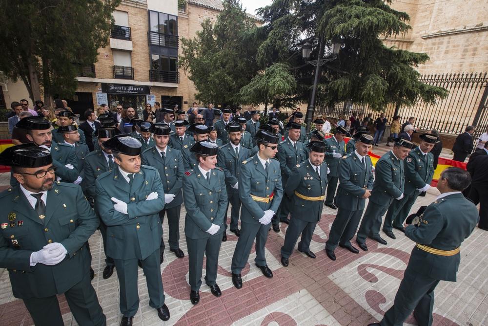 Festividad de la Guardia Civil