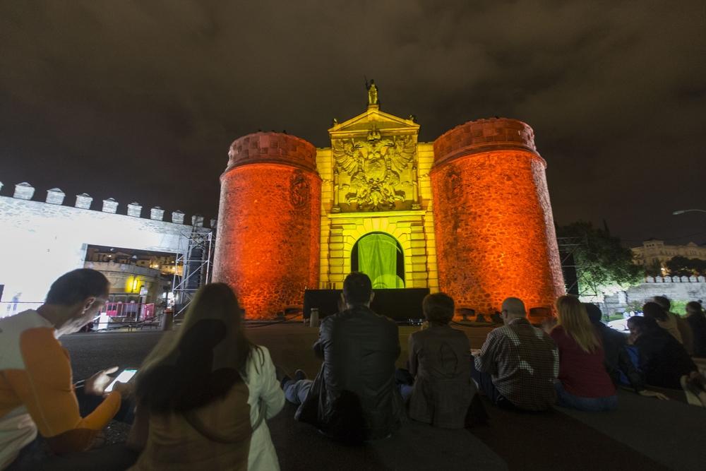 Espectáculo 'Memoria y Concordia' para celebrar los 40 años de constitución española