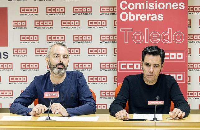 CCOO y UGT retoman las concentraciones ante Fedeto