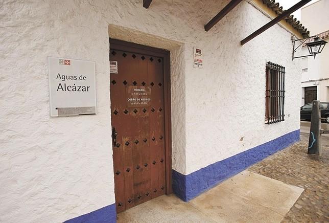 El TS admite el recurso de casación de Aqualia sobre Aguas Fotos: Rueda Villaverde