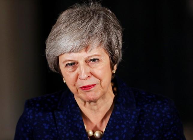 May retoma la negociación sobre el Brexit