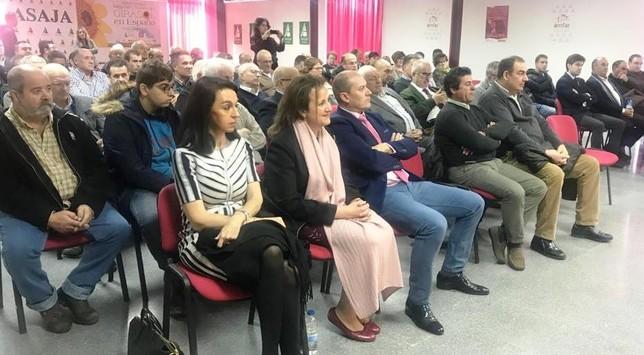 Icpor presenta su plan en Cuenca a más de 150 agricultores