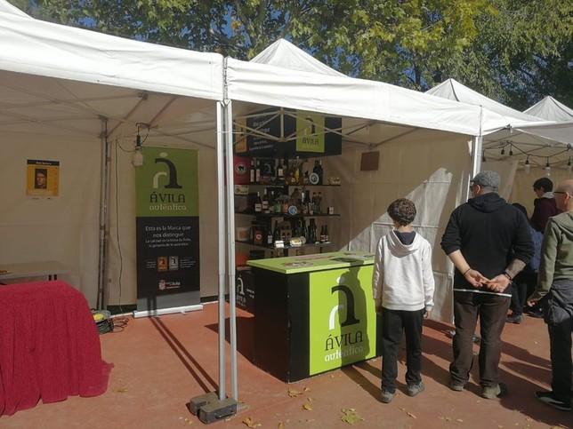 Ávila Auténtica se promociona en La Adrada y Casillas