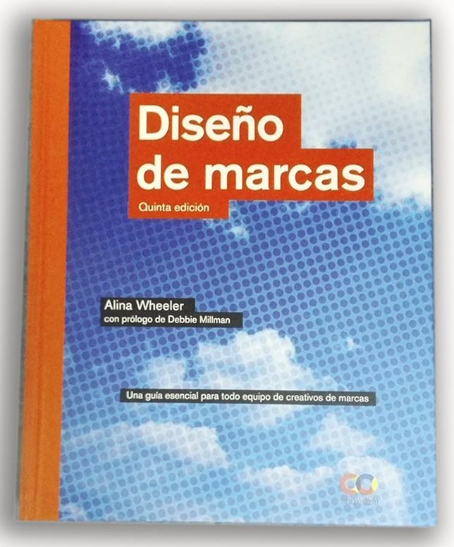 Portada del libro Diseño de marcas, de Anaya Multimedia