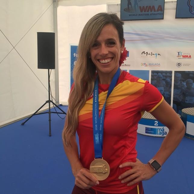Dos oros para el CAV en el Mundial de veteranos