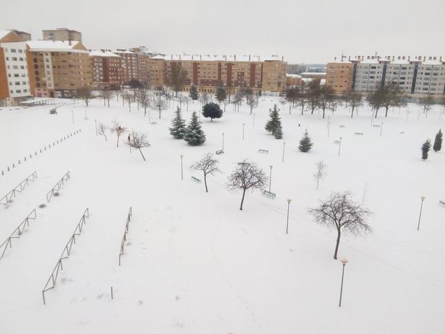 Parque de los Poetas, en el G-2.