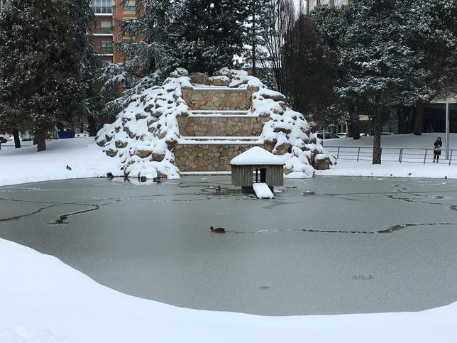 Parque Félix Rodríguez de la Fuente.