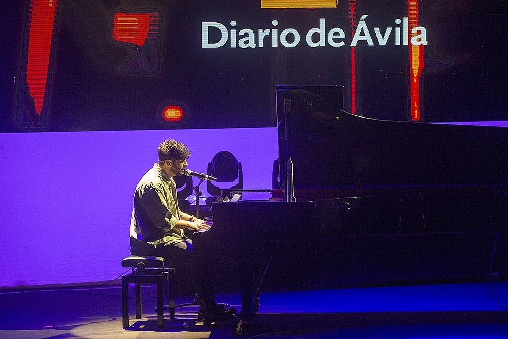 Gala 120 Aniversario de Diario de Avila, Lienzo Norte.