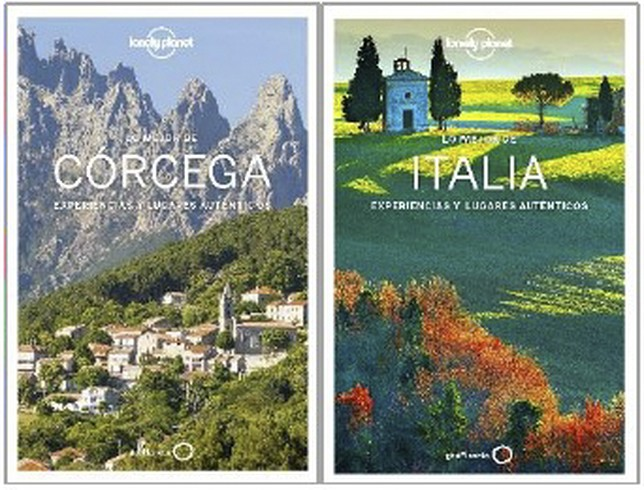 Córcega e Italia, nuevas ediciones revisadas y actualizadas