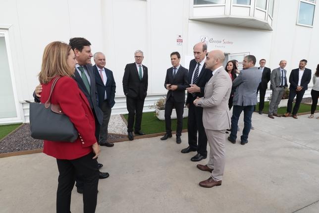 Eurostyle Systems prevé crear 300 empleos en Aguilar