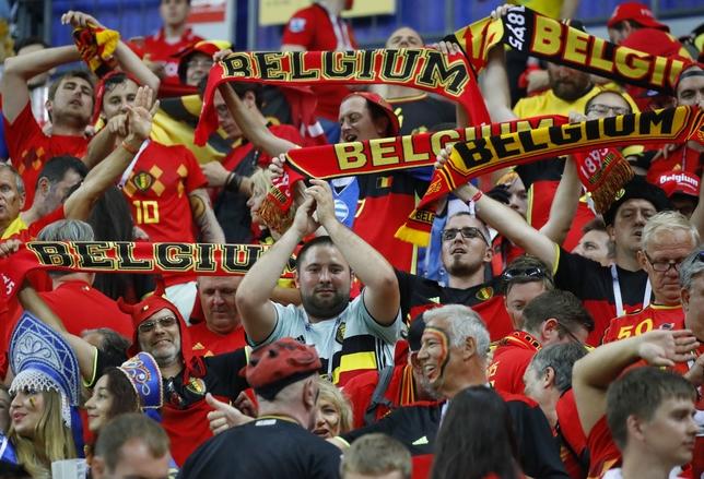 Quarter Final Brazil vs Belgium