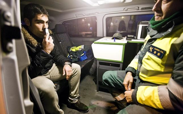 Los positivos por droga al volante se disparan un 28%