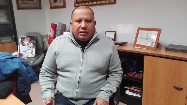 Jairo Arcos Millán no cree que el detenido actuara solo. J.G.