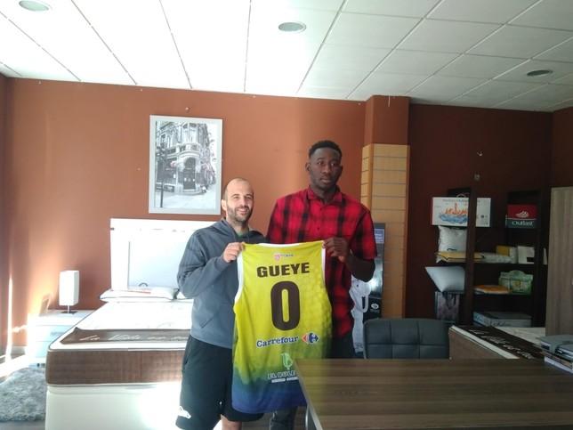 Bassirou Gueye pasa la prueba