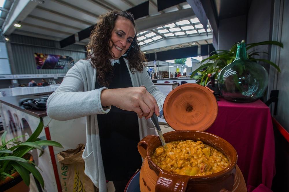 Feria de los Sabores del Quijote como protagonista la judía pinesa
