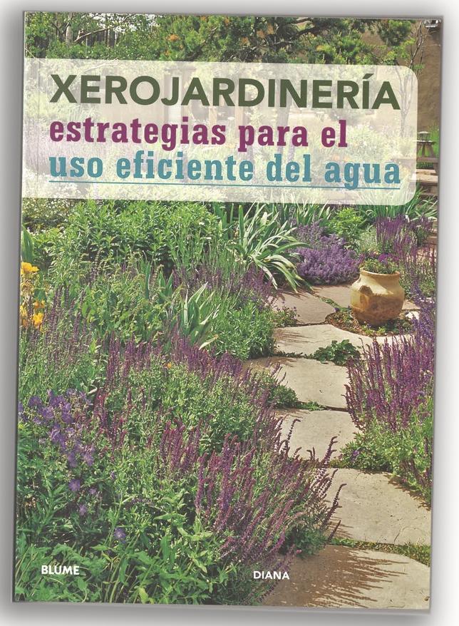 Portada del libro de Blume Xerojardinería