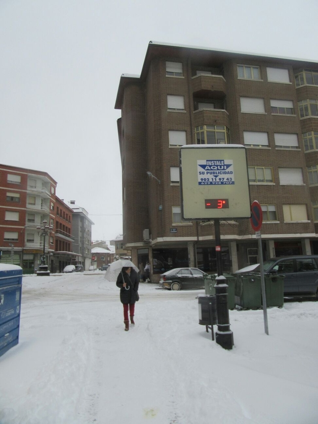 Nieve en Guardo