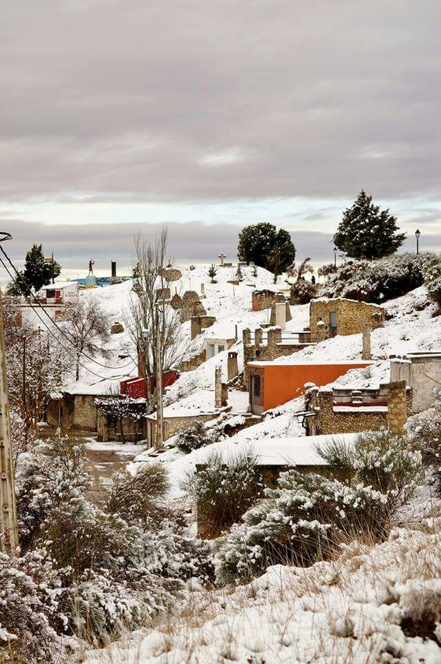 Nieve en Autilla