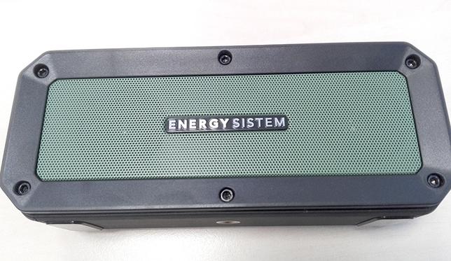 Un diseño compacto y excelente sonido en la caja de Energy Sistem